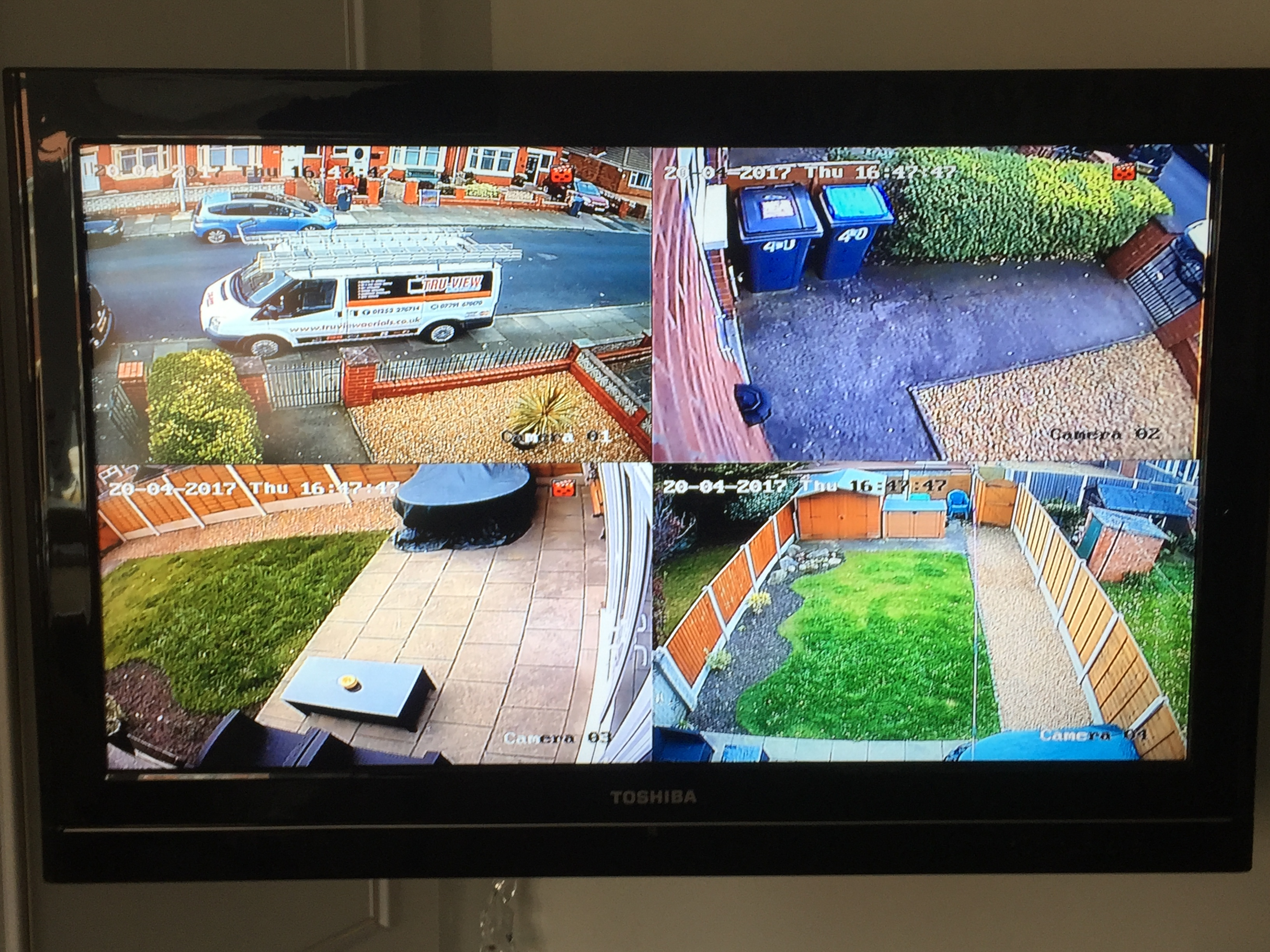 cctv systems Blackpool